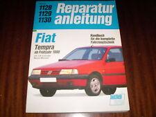Reparaturanleitung Fiat Tempra ,ab 1990
