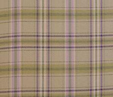 iliv Piazza Cerato Fern/Heather Tartan  Curtain/upholstery Fabric
