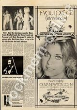 Olivia Newton-John If You Love Me (Let Me Know) EMI 2180 MM4 '45 Advert 1974
