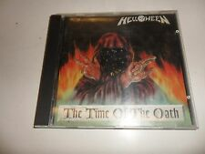 CD Helloween-the time of the Oath