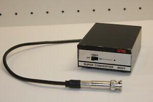 GRE Super Converter 8001 - 800Mhz Converter for Scanners