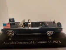 Lincoln Continental, Limo, SS-100-X, JFK, 1963, Assassination, 1/43, Model Car,