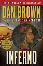 Robert Langdon: Inferno Bk. 4 by Dan Brown (2014, Paperback)