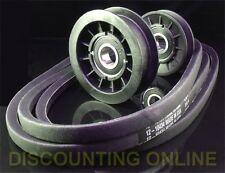 Fits Deere Trans Drive Belt Idler Kit 125 135 155C D110 D120 D120 L110 L120 L130