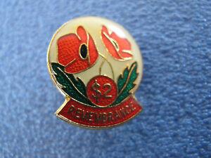 Remembrance $2.00 Poppy Day Badge Maker: A.J. PARKES
