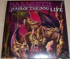 NAZARETH HAIR OF THE DOG LIVE ALBUM SEALED 2008 ZYX MUSIC GCR 20030-1  IMPORT