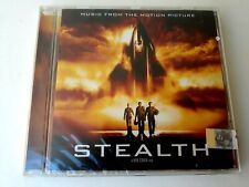 Stealth Music From The Motion Picture CD 2005 Brand New Sealed