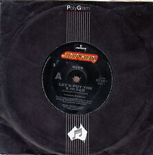 KISS Let's Put The X In The Sex / Calling Dr. Love 45