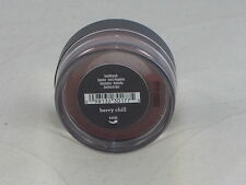 bareMinerals Bare BERRY CHILL Burgundy Sheen Eye Color Shadow FS .57g/.02 oz
