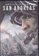 DVD San Andreas mit Dwayne Johnson Neu 2015