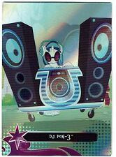 1x DJ Pon-3 Series 2 Foil Trading Card - My Little Pony Dog Tags MLP
