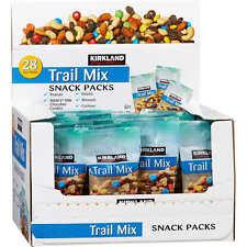 Kirkland Signature Trail Mix Snack Packs, 2 oz., 28-count - New !!!