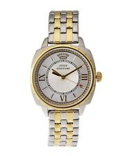 Juicy Couture Beau womens stainless steel silver gold Watch 1901271