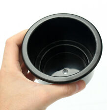 Black Car Plastic Cup Drink Can Holder Truck Yacht Bottle Insert Marine Boat RV