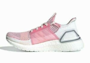 🔥 Adidas Womens UltraBOOST 19 Running Shoes True Pink Orchid Gym F35283