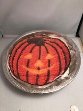 Vintage Cake Pan Mold Jack-O-Lantern Pumpkin  Halloween made in Portugal