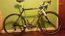 Cannondale SuperX Cyclorcross CX Bike 54cm Small Carbon Shimano Ultegra -USED