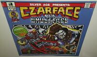 CZARFACE MEETS GHOSTFACE (2019) BRAND NEW SEALED VINYL LP