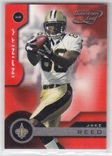 JAKE REED 2001 LEAF card #114 INSERT #005/100 QUANTUM INFINITY