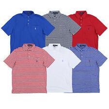 Polo Ralph Lauren Camisa Polo para hombre de punto Pocket de Superdry con cuello ligero de bloqueo