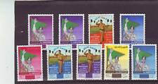 IRAQ - SG563-571 MNH 1961 3rd ANNIV REVOLUTION