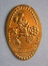 Mickey Mouse elongated penny Magic Kingdom USA cent Soccer souvenir coin Disney
