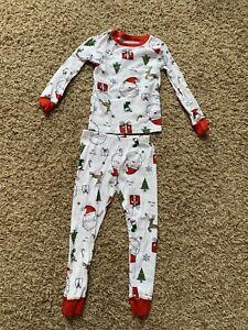 Carter's Christmas pajamas 5T