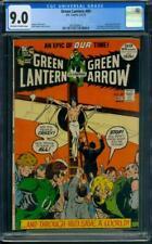 Green Lantern #89 CGC 9.0 OW/WH (Adams cover)