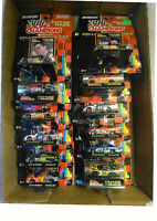 LOT 12 NASCAR Racing Champions Chase Race w/Drivers and Die Cast Cars
