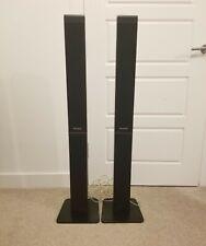 Altavoces de sonido envolvente de Panasonic-SB-HF550 y SB-HS850 Alto de pie