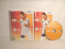 EA Sports Active (Nintendo Wii, 2009)