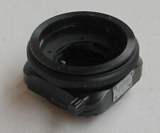Unique TILT / SHIFT adapter for Kiev 88 lenses - to Canon EOS cameras, BR.NEW