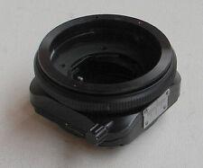 Unique Arsenal TILT / SHIFT adapter for Kiev 88 lenses - to Canon EOS camera NEW