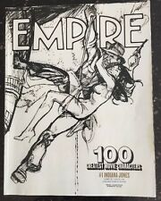 Empire 314 August 2015 100 Greatest Characters Rogue Nation Limited Edit'n Cover