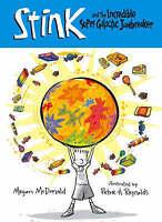 McDonald, Megan, Stink And The Incredible Supergalactic J, Very Good Book