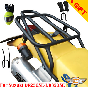 For Suzuki DR250SE rear rack rear luggage rack DR350SE, Bonus