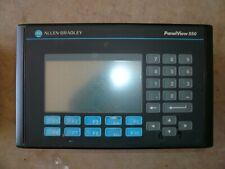 Allen Bradley Panelview 550 2711-B5A2