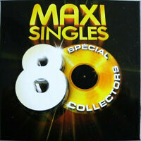 Maxi Singles 80 Special Collectors Remixes Box 4xCD, Compilation MINT CONDITION