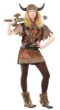 Disfraces de mujer sin marca color principal marrón de poliéster