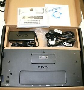 Sony VAIO VGP-PRS20 Port Replicator Docking Stations