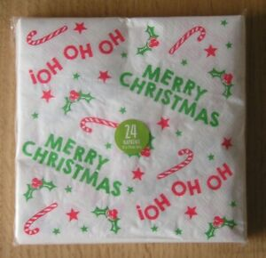 Festive Christmas Party Tableware Plastic Table Cover Paper Plates Cups Napkins