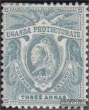 Oeganda 62a met Fold 1898 Victoria