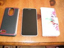 Virgin Mobile Lg Tribute Empire PrePaid Smartphone w/ Accessories