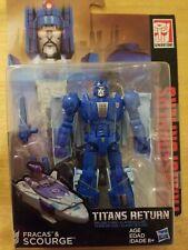 Fracas & Scourge - Sealed figure - Transformers Generations - Titans Return