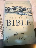 The holy bible ESV 9 781581346139