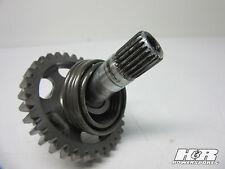 2007 Honda CRF250 Kickstart Gear, Kick Starter Shaft, Kicker, 07 CRF 250 B3928