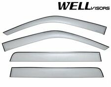 For 93-98 VW Golf MK3 Hatchback WellVisors Premium Series Side Window Visors