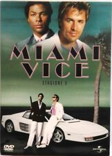 Dvd Miami Vice - Stagione 5 cofanetto 6 dischi Serie TV 1987 Usato