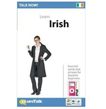 Talk Now! Learn Irish: Beginners CD-Rom Series By Eurotalk