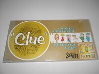 Vtg Clue Family Board Game by Parker Brothers,Inc 1963, Detective Game, Plus